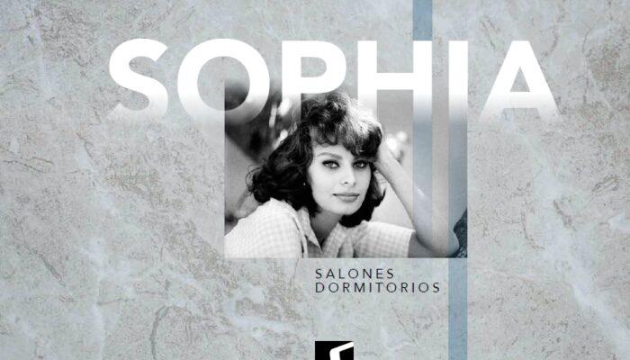 Descubre la nueva colección SOPHIA